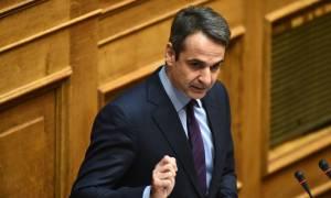 Μητσοτάκης: Είσαι πρωθυπουργός ή προβοκάτορας; Τσίπρας: Δεν είναι επίκαιρη η εγκληματικότητα