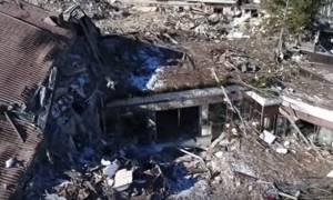 Ιταλία: Ανατριχιαστικές εικόνες από τα ερείπια του ξενοδοχείου που θάφτηκε από χιονοστιβάδα (vid)