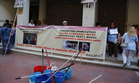 Ξανά στο ΣτΕ οι ατομικές συμβάσεις των πρώην εργολαβικών εργαζόμενων στα νοσοκομεία