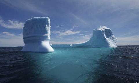 Παγκόσμιος συναγερμός για τους θαλάσσιους πάγους σε Αρκτική και Ανταρκτική