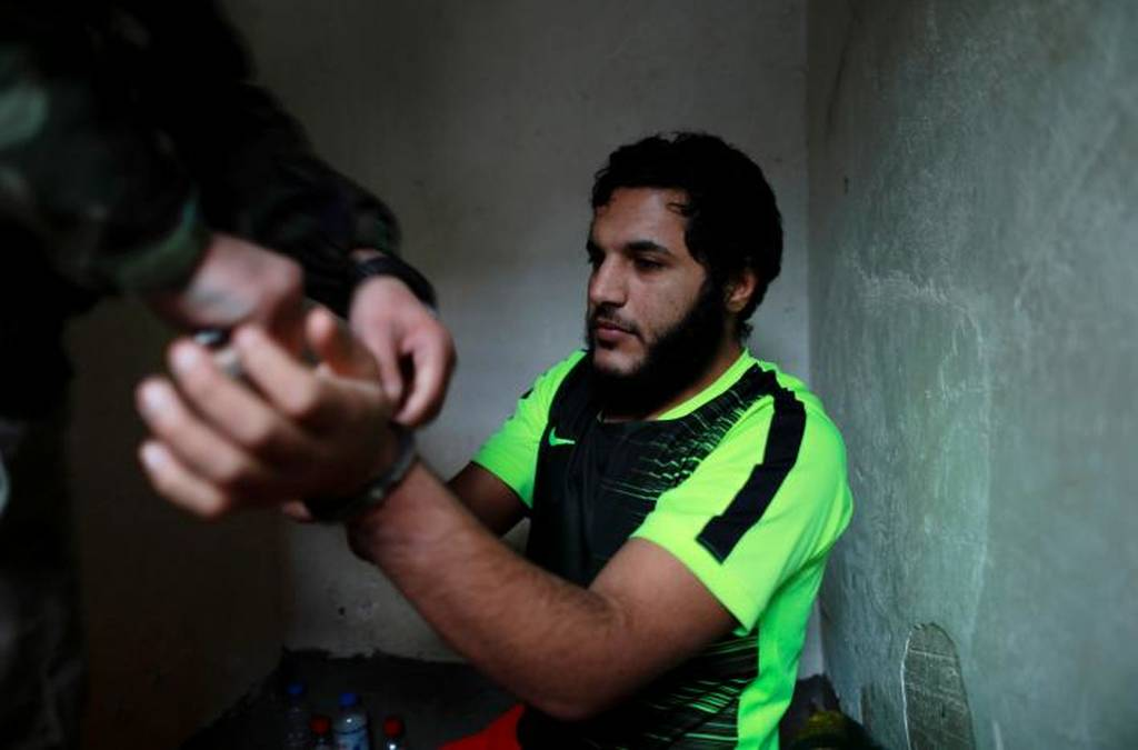 Προκαλεί μαχητής του ΙΚ: Οι ομαδικοί βιασμοί και οι εκτελέσεις ήταν «φυσιολογικές» ενέργειες (pics)