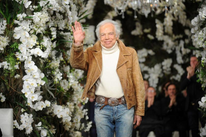 Με 100.000 ορχιδέες κάλυψε το κατάστημά του ο Ralph Lauren