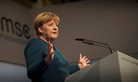 Γερμανία: Η δήλωση της Μέρκελ για το ευρώ που θα συζητηθεί