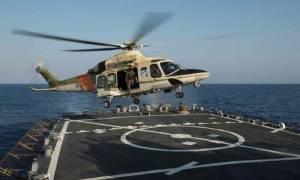 Άσκηση έρευνας και διάσωσης Κύπρου – Γαλλίας για διάσωση ναυαγών