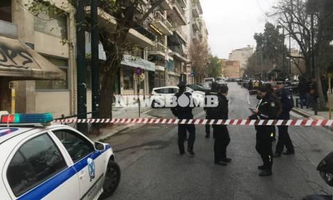 Τριάντα πέντε προσαγωγές για την επίθεση με μολότοφ στα γραφεία του ΣΥΡΙΖΑ