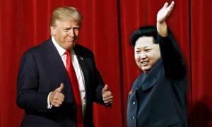 Ο Τραμπ γράφει ιστορία: Προσκαλεί τη Βόρεια Κορέα για συνομιλίες στις ΗΠΑ