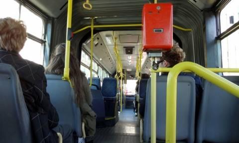 Χαμός στη Μεσογείων: Ποδηλάτης δείχνει τα γεννητικά του όργανα σε οδηγό λεωφορείου (vid)