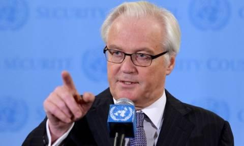 Πέθανε αιφνιδίως ο Ρώσος πρέσβης στον ΟΗΕ Βιτάλι Τσούρκιν
