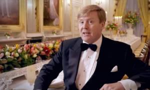 Ολλανδία: Ο βασιλιάς θα γιορτάσει τα γενέθλιά του με 150 κοινούς θνητούς! (vid)