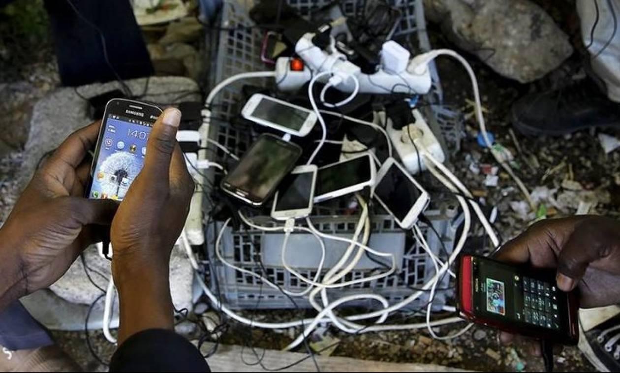 Γερμανία: Οι Αρχές θα παρακολουθούν τα κινητά τηλέφωνα των προσφύγων