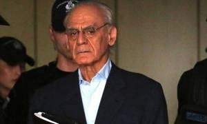 Πίσω στο κελί του ο Τσοχατζόπουλος - Πήρε εξιτήριο από το Αττικό