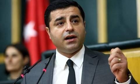 Τουρκία: Πέντε μήνες φυλάκισης στον Ντεμιρτάς