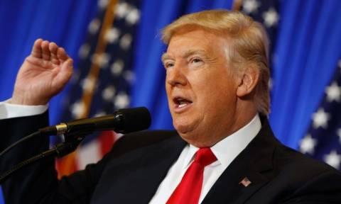Τραμπ: Θα κάνω ό,τι είναι δυνατόν για να είναι οι Αμερικανοί ελεύθεροι
