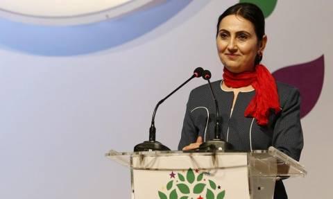 Τουρκία: Καθαιρέθηκε από βουλευτής η ηγέτιδα του φιλοκουρδικού κόμματος