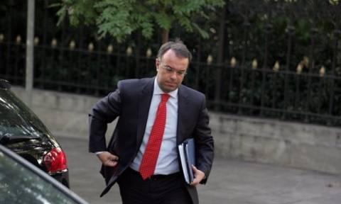 Σταϊκούρας: Η ΝΔ δεν θα ψηφίσει δημοσιονομικά μέτρα