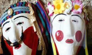 Απόκριες και Καθαρά Δευτέρα: Το «μπουρανί» του Τυρνάβου