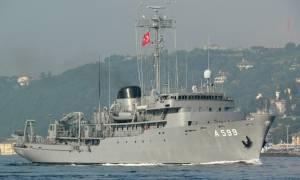 Η Τουρκία «ξέφυγε»: Βγάζει το «Τσεσμέ» στο Άγιο Όρος – Νέες προκλήσεις στα Ίμια