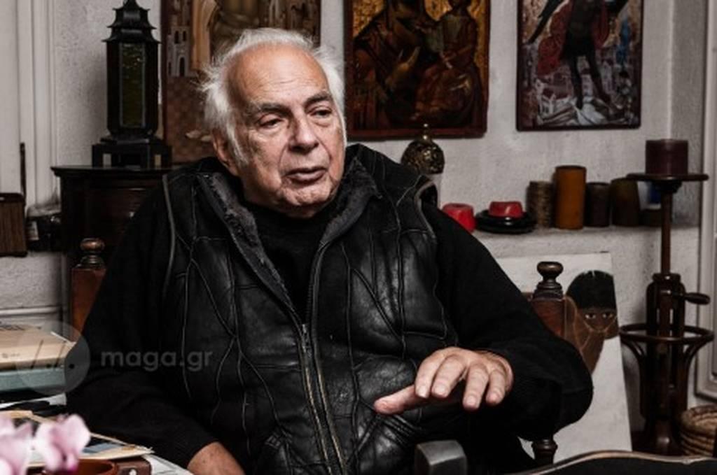 Πέθανε ο σκηνοθέτης Νίκος Κούνδουρος (pics+vids)