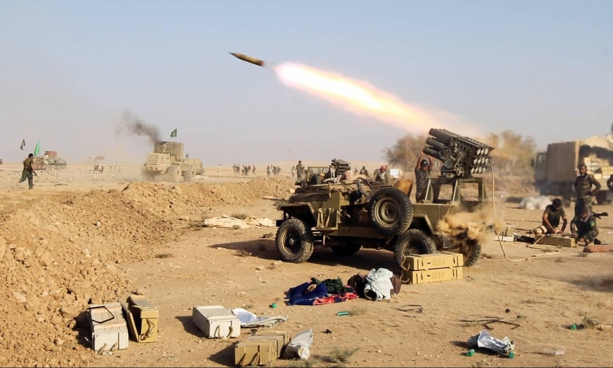Ιράκ: Μεγάλη αντεπίθεση ιρακινών και αμερικανικών δυνάμεων στο αεροδρόμιο της Μοσούλης