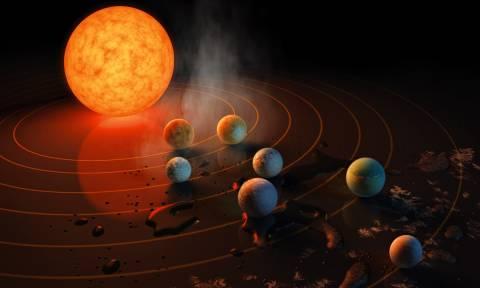 Aνακάλυψη εξωπλανητών: Παγκόσμιο σοκ και δέος με τις αποκαλύψεις της NASA!