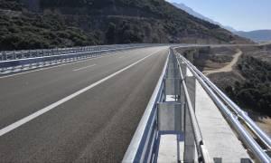 Ιόνια Οδός: Δείτε πόσο διαρκεί πλέον το ταξίδι Αντίρριο - Ιωάννινα