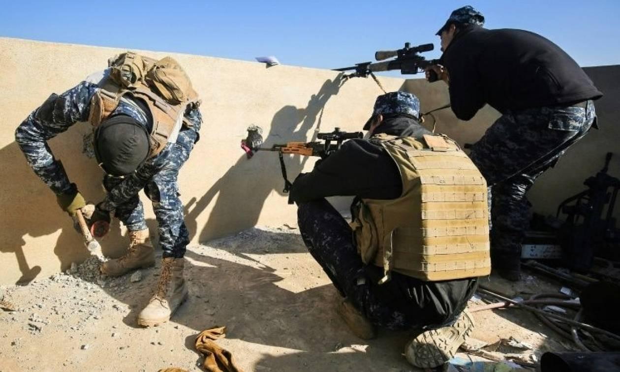 «Έπεσε» το οχυρό του ISIS στο αεροδρόμιο της Μοσούλης – Άτακτη υποχώρηση των τζιχαντιστών