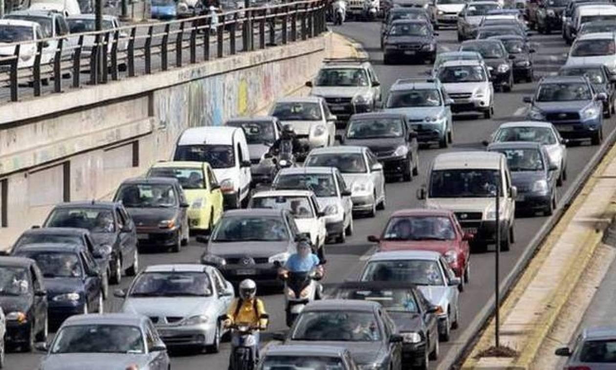 Απεργία σε Μετρό, ΗΣΑΠ και Τραμ: Κυκλοφοριακό κομφούζιο στους δρόμους - Πού υπάρχουν προβλήματα