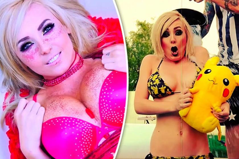 Ακατάλληλα βίντεο: Αυτή η γυναίκα εκπλήρωσε τις πιο «άγριες» σεξουαλικές φαντασιώσεις 1 εκατ. ανδρών
