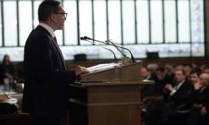 Στουρνάρας: Κίνδυνος η υπέρμετρη φορολόγηση, κλείστε την αξιολόγηση