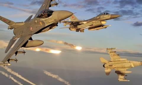 Πήρε «φωτιά» ξανά το Αιγαίο: Αερομαχίες με οπλισμένα τουρκικά μαχητικά δυτικά της Μυτιλήνης