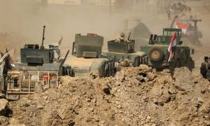 Στον πλήρη έλεγχο των Ιρακινών το αεροδρόμιο της Μοσούλης