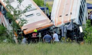 Τραγωδία στην Αργεντινή: 13 νεκροί και 34 τραυματίες σε μετωπική σύγκρουση λεωφορείων