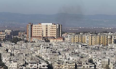 Νεό λουτρό αίματος στη Συρία: 42 νεκροί από επιθέσεις αυτοκτονίας στην πόλη Χομς