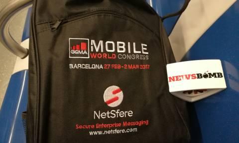 Το Newsbomb.gr στη Βαρκελώνη για το MWC 2017