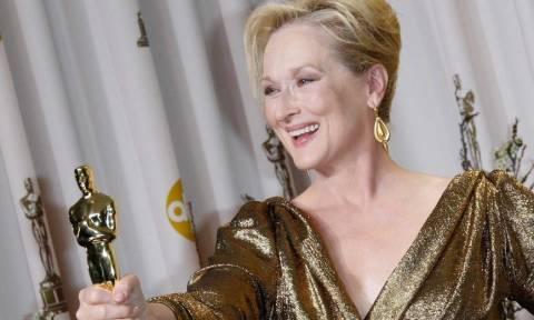 Όσκαρ 2017: Έξαλλη η Μέριλ Στριπ λίγες ώρες πριν την 89η τελετή απονομής των βραβείων (Vid)