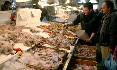 Καθαρά Δευτέρα 2017: Ανοιχτή η Βαρβάκειος Αγορά
