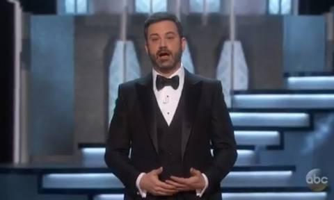 Όσκαρ 2017: Τρολλάρισμα του Jimmy Kimmel στον Matt Damon