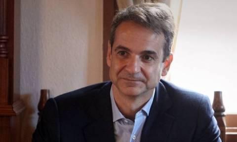 Μητσοτάκης για τον θάνατο Καλαντζάκου: Υπήρξε ένας τίμιος αγωνιστής της Δημοκρατίας