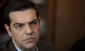 Συνάντηση Τσίπρα με το προεδρείο της Ελληνικής Ένωσης Τραπεζών