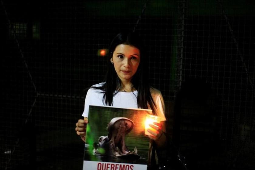 Σάλος για την άγρια δολοφονία ενός ιπποπόταμου σε ζωολογικό κήπο στο Ελ Σαλβαδόρ (Pics)