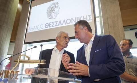 Χαμός στο δημοτικό συμβούλιο Θεσσαλονίκης: Απίστευτες φράσεις μεταξύ Μπουτάρη - Καλαφάτη