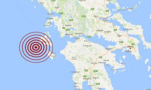 Σεισμός μεταξύ Ζακύνθου και Κεφαλονιάς (pics)
