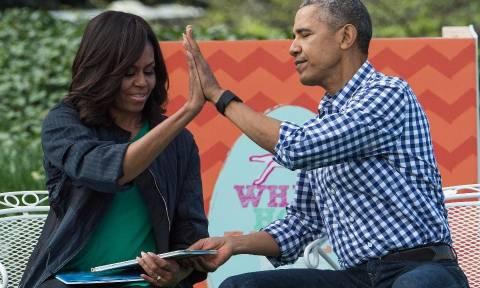 Το ζεύγος Ομπάμα έκλεισε συμβόλαιο-μαμούθ με τον εκδοτικό οίκο Penguin