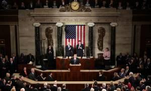 Η πρώτη ομιλία του Τραμπ στο Κογκρέσο: Εκπροσωπώ τις ΗΠΑ, όχι τον κόσμο (Vid)