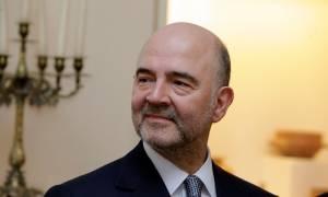 «Πάγος» από Μοσκοβισί στην κυβέρνηση: Ελάφρυνση χρέους από το 2018 και βλέπουμε…