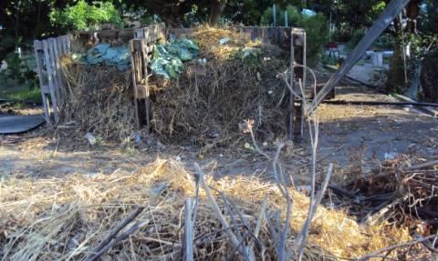 Τραγωδία στην Κάρπαθο: Κάηκε ζωντανός ενώ προσπαθούσε να βάλει φωτιά σε ξερά χόρτα