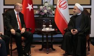 Συνάντηση Ροχανί με Ερντογάν για αποκλιμάκωση της έντασης