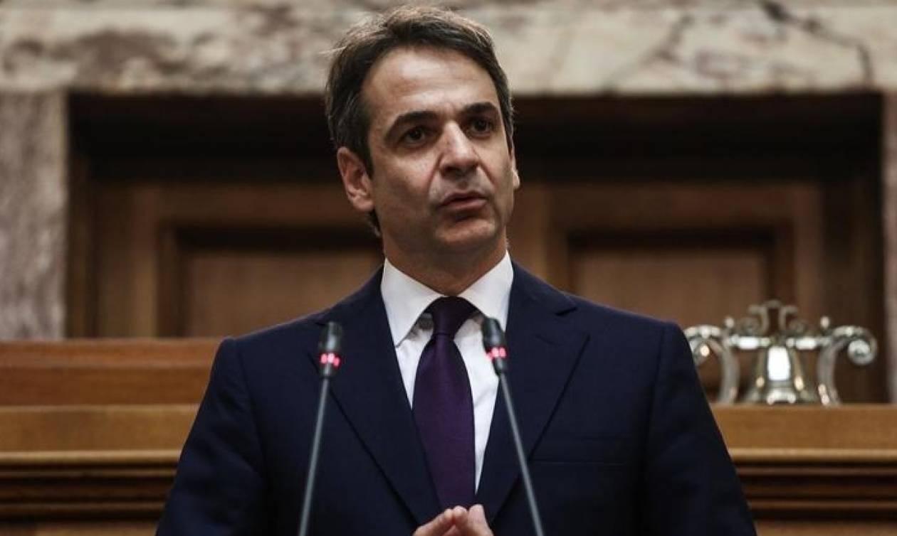 Μητσοτάκης: Η κυβέρνηση φέρνει τέταρτο μνημόνιο από το παράθυρο