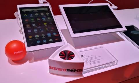 MWC 2017: Στα tablets συνεχίζει να επενδύει η Lenovo