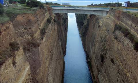 Βουτιά θανάτου για 48χρονο από τη γέφυρα του Ισθμού